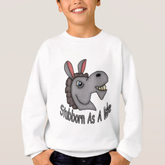 Tshirt Teimoso como uma mula