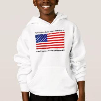 """Tshirt """"Terra do livre, Home"""" do hoodie bravo"""