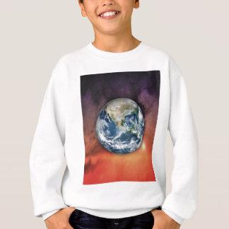 Tshirt Terra do planeta no espaço