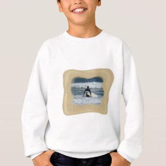 Tshirt Última onda do Surfista um