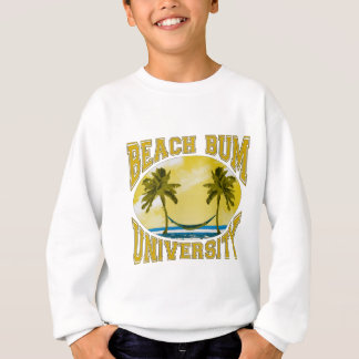 Tshirt Universidade do vagabundo da praia