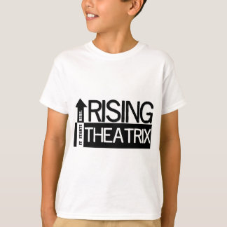 Tshirt Venda do logotipo de Theatrix da ascensão