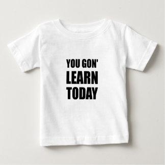 Tshirt Você governo da Nigéria aprende hoje