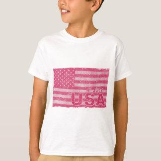 Tshirts 4 de julho vintage do Dia da Independência da