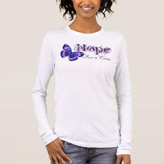 Tshirts A esperança de Alzheimer para uma cura