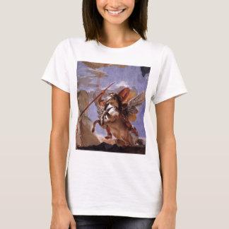 Tshirts A força da eloquência, do Bellerophon e do Pegasus