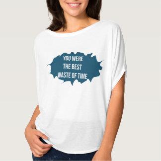 Tshirts a melhor perda de tempo