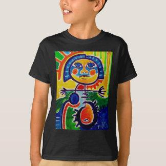 Tshirts Abstrato feliz
