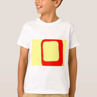 Tshirts Abstrato minimalista