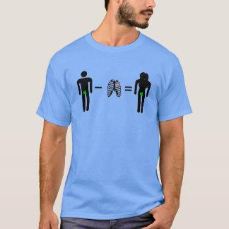 Tshirts Adam - reforço = prêmio da véspera