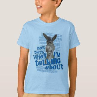 Tshirts Agora que é o que eu estou falando sobre!