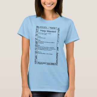 Tshirts Ajuda querida:  Mãe