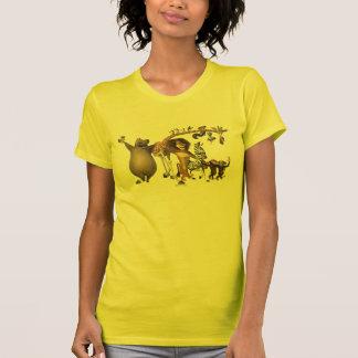 Tshirts Amigos de Madagascar