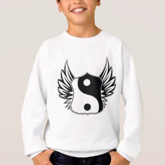 Tshirts Asas de Ying Yang