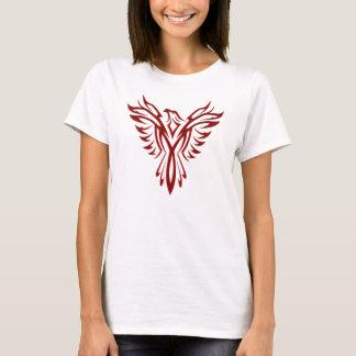 Tshirts Ascensão carmesim de Phoenix