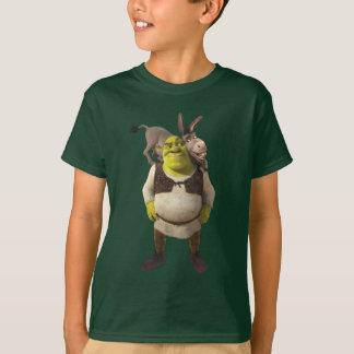 Tshirts Asno e Shrek