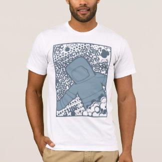 Tshirts astronauta desonesto