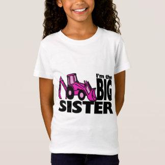 Tshirts Backhoe da irmã mais velha