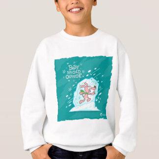 Tshirts Bebê é parte externa fria