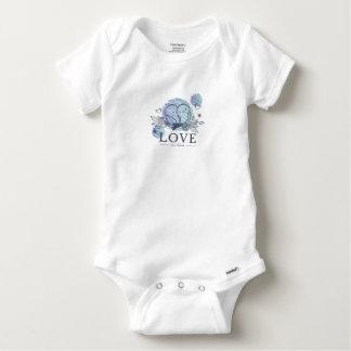 Tshirts Body Algodão Bebé Animal