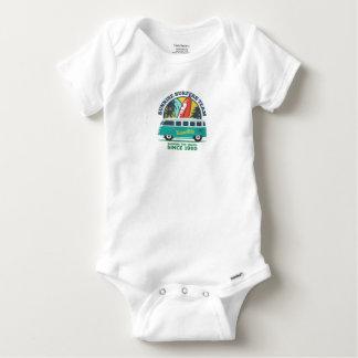 Tshirts Body Algodão Bebé Surf