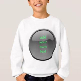 Tshirts botão preto