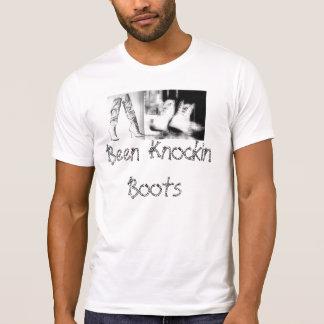 Tshirts Botas de Knockin