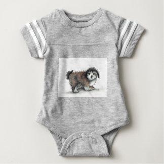 Tshirts Cão de filhote de cachorro de Shihtzu, animal de