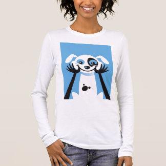Tshirts Cão de sorriso