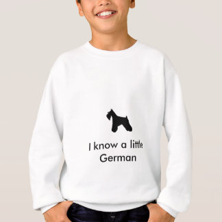 Tshirts Cão do Schnauzer diminuto