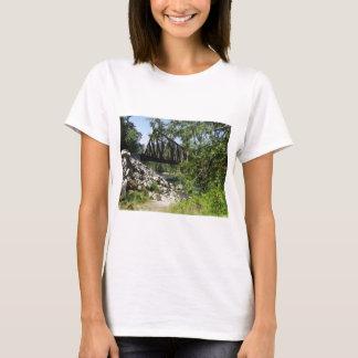 Tshirts Cavalete da estrada de ferro