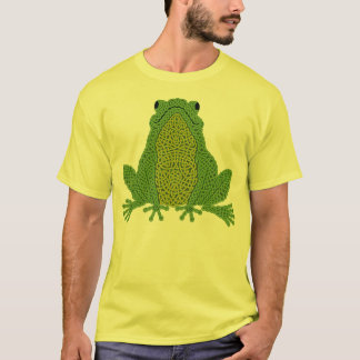 Tshirts Celtic Frog - Green