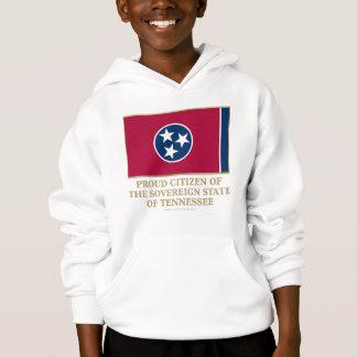 Tshirts Cidadão orgulhoso de Tennessee