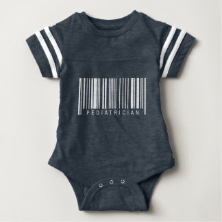 Tshirts Código de barras do pediatra