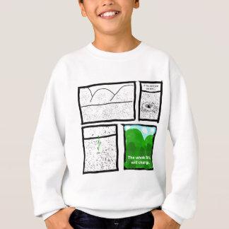 Tshirts Cómico verde