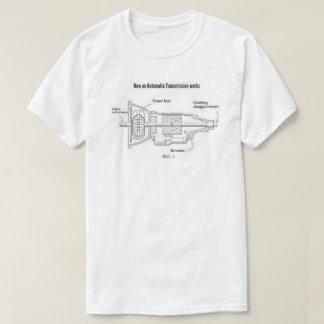 Tshirts Como uma transmissão automática trabalha