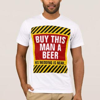 Tshirts Compre este homem um despedida de solteiro da