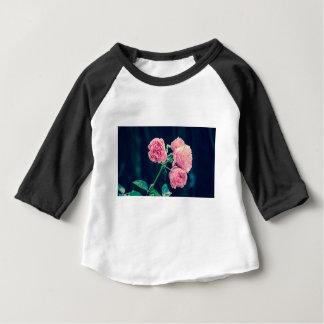 Tshirts cor-de-rosa-rosas