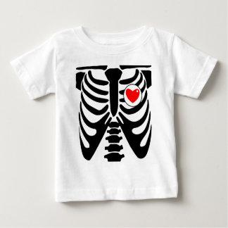 Tshirts coração do raio X
