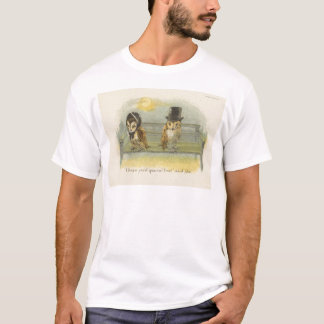 Tshirts corujas de discussão