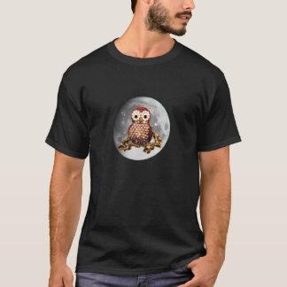 Tshirts Corujas e lua
