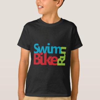 Tshirts Design legal e original do Triathlon