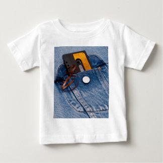 Tshirts Design retro do anos 80 - fita da cassete áudio