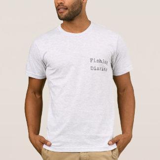 Tshirts Diários da pesca - febre do atum