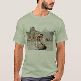 Tshirts em férias