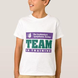 Tshirts Equipe no roupa do treinamento