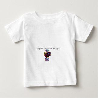 Tshirts Espanhol-Pai