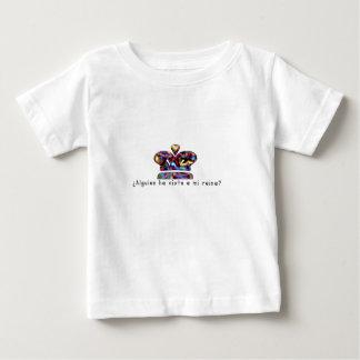 Tshirts Espanhol-Rainha