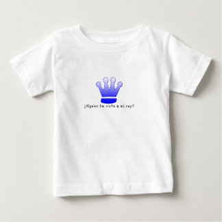 Tshirts Espanhol-Rei