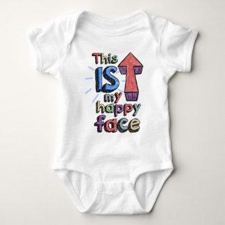 Tshirts Este *is* minha cara feliz